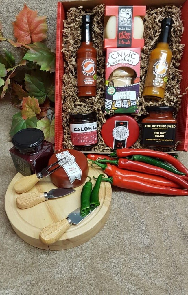 The Welsh Dragon Hamper