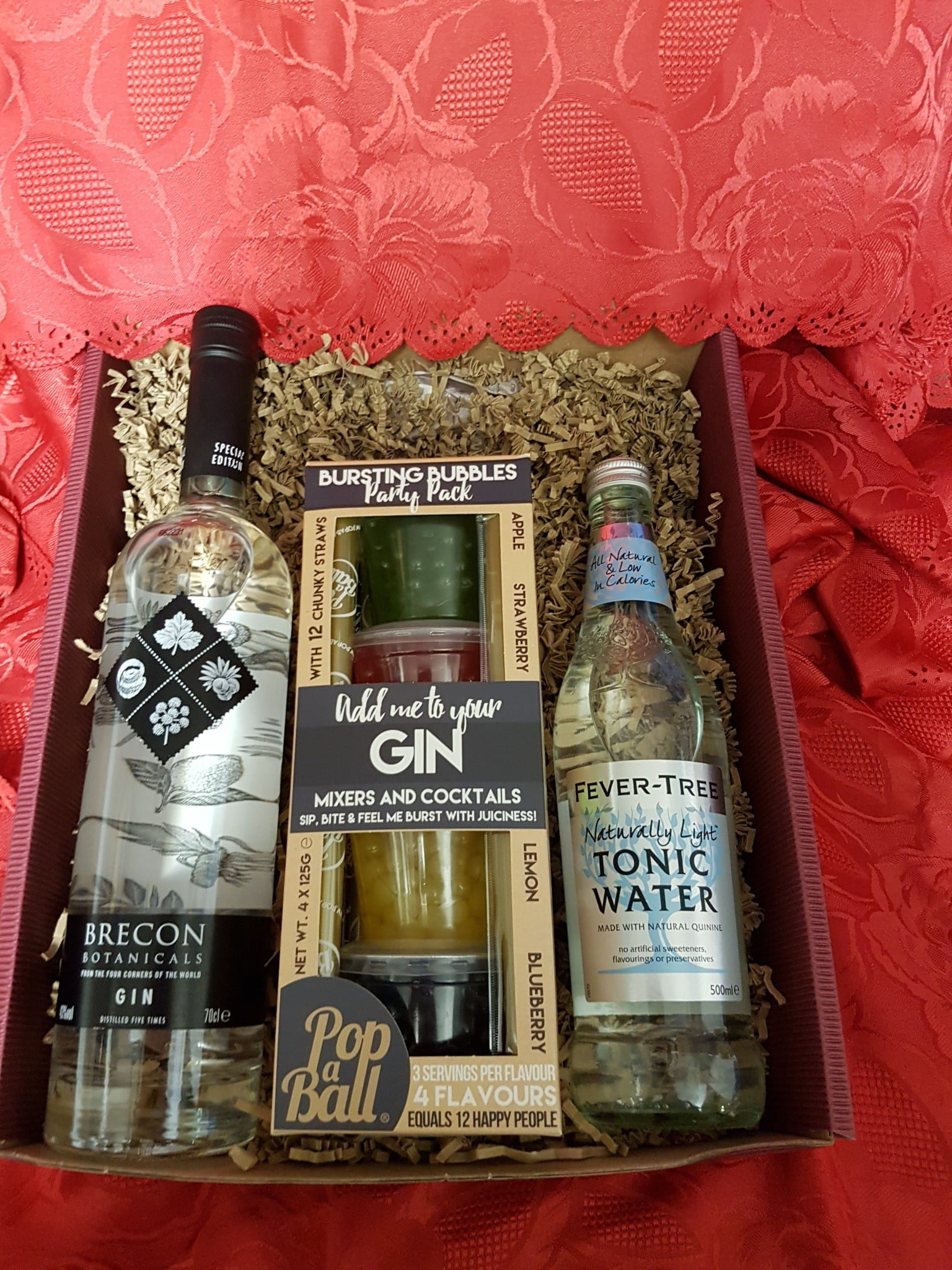 Gin & Tonic Party Pack