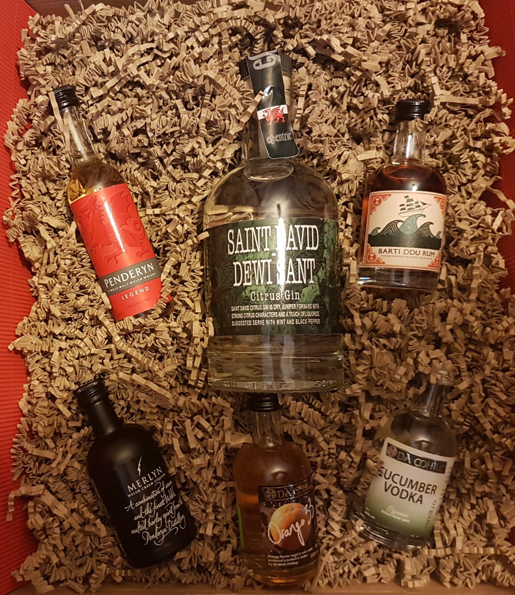 Taste of Welsh Spirits