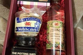 A Boozy Pembrokeshire Sweet Treat