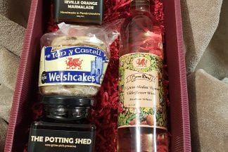 A Sweet and Tipsy taste of Wales
