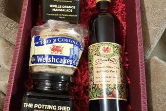 A Sweet and Not So Tipsy Taste Of Wales
